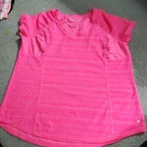 Woman size XL slim fit shirt